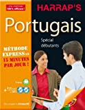Harrap's méthode express Portugais - 2 CD + livre