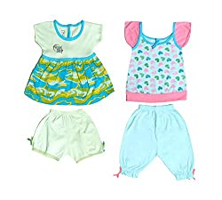 Top and Bottom Sets Girls(6 - 12 Months)