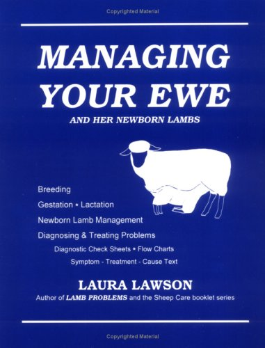 Managing Your Ewe and Her Newborn Lambs096341268X : image