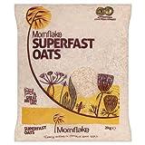 Mornflake Superfast Oats 2kg - Pack of 6