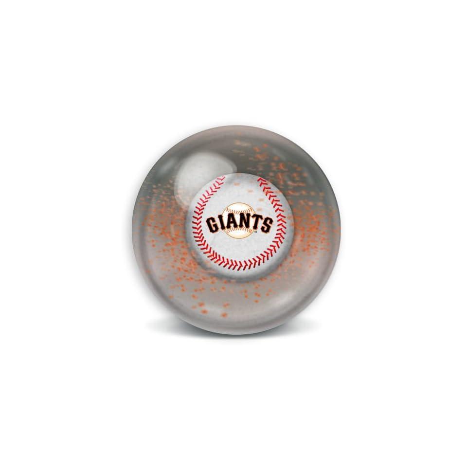 Pack of 3 MLB San Francisco Giants Light Up Baseball Super Balls