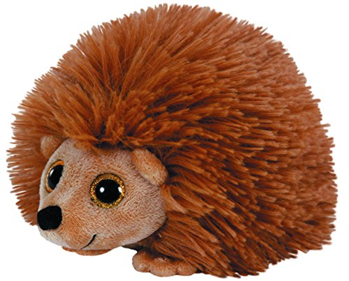 Ty Beanie Babies Herbert - Brown Hedgehog - 1