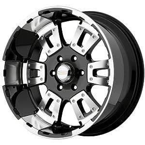 Diamo DI017 17x10 Black Wheel / Rim 6x135 with a -12mm Offset and a 87.10 Hub Bore. Partnumber DI177063312A