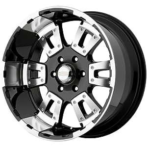 Diamo DI017 17x10 Black Wheel / Rim 6x5.5 with a -12mm Offset and a 108.00 Hub Bore. Partnumber DI177060312A