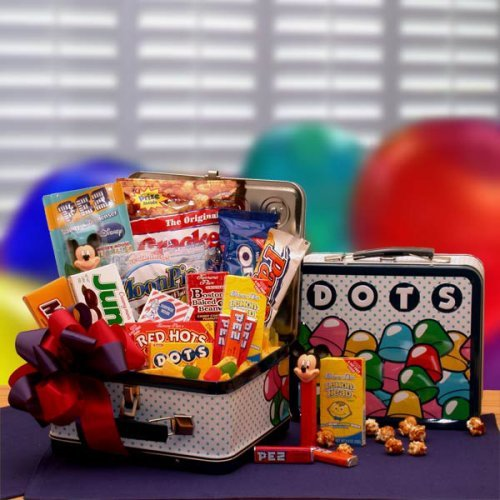 Sweet Retreats Nostalgia Lunch Box