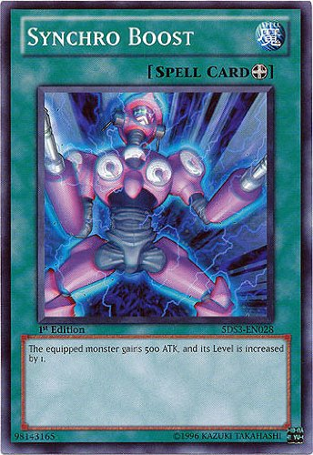 YuGiOh-5Ds-2010-Starter-Deck-Duelist-Toolbox-Single-Card-Synchro-Boost-5DS3