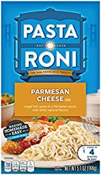Pasta Roni Parmesan Cheese Angel Hair Capellini Pasta Mix, 5.1 oz. (Pack of 12 )