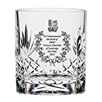Royal Baby Crystal Tot Glass (Single)
