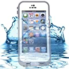 BestProtect Waterproof Shockproof Dirtproof Snowproof Protection Case Cover for Apple iPhone 5 – White
