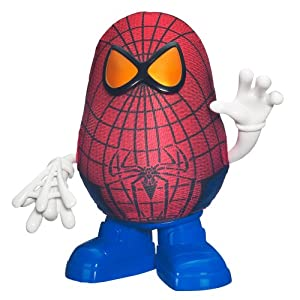 Mr. Potato Head the Amazing Spider-Man Spud Toy