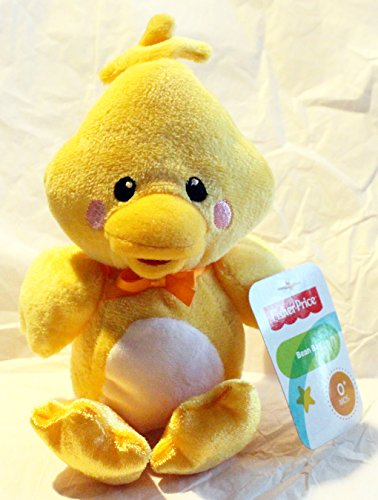 Fisher Price Duck 6 inch Plush Doll - 1