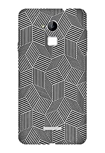 Coolpad Note 3 Perfect fit Matte finishing Motif Pattern Mobile Backcover designed by Aaranis (Yellow) Perfect fit Matte finishing Motif Pattern Mobile Backcover designed by Aaranis (Black)