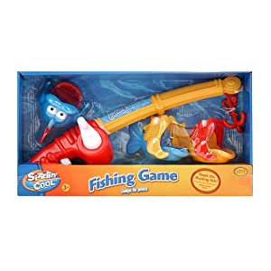Sizzlin 39 cool fishing game toys games for Cool fishing games