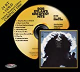 Bob Dylan's Greatest Hits-24k Gold CD