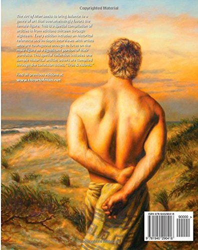 The Art of Man - Volumes 13 through 18: Fine Art of the Male Form