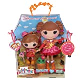 Lalaloopsy Sisters Trouble Dusty Trails & Prairie Dusty Trails