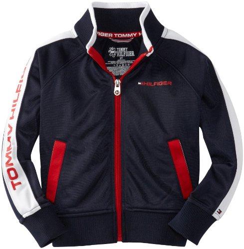 Tommy Hilfiger Boys 2-7 Gideon Track Jacket,