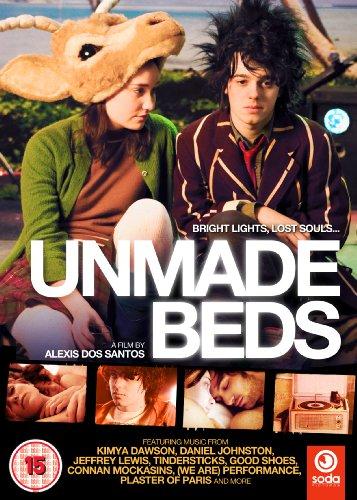 Неубранные постели / Unmade Beds (Алексис Дос Сантос / Alexis Dos Santos) [2009, Великобритания, комедия, драма, DVD5 (Custom)] DVO Sub rus + original eng