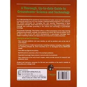 Groundwater Hydrology 3Ed Livre en Ligne - Telecharger Ebook