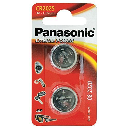 panasonic-cr2025l-specialist-lithium-coin-battery-pack-of-2