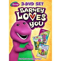Barney: Barney Loves You