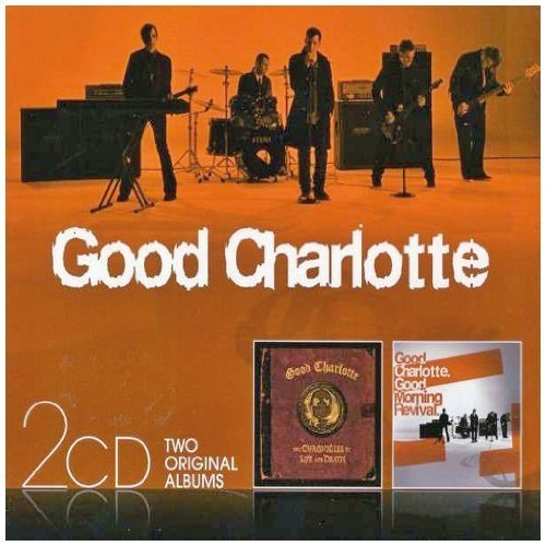 Good Morning Revival/ The Chronicles of Life and Death (Death Version) by Good Charlotte