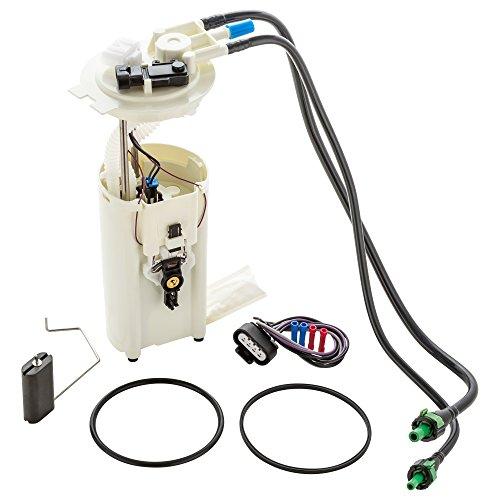Fuel Pump for: Cavalier 05-00 2.2L, Cavalier 02-00 2.4L, Chevy Classic 05-04 2.2L, Malibu 03-00 3.1L, Alero 04-02 2.2L, Alero 01-00 2.4L, Alero 04-00 3.4L, Grand AM 05-02 2.2L, Grand AM 01-00 2.4L, Grand AM 05-00 3.4L, Sunfire 05-00 2.2L, Sunfire 02-00 2.4L (2002 Pontiac Grand Am Fuel Pump compare prices)