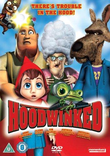 Hoodwinked / Правдивая история красной шапки (2005)