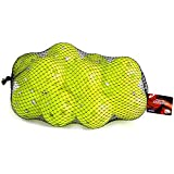 Hot Glove Optic Yellow Sports Practice Softballs (Pack Of 12)