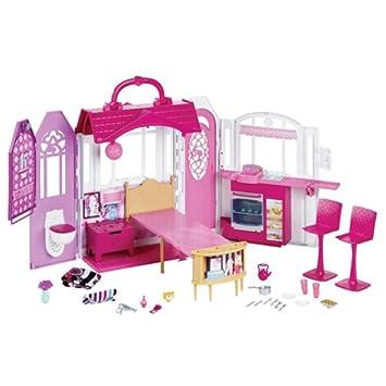 Mattel 25cld97Maison de Barbie avec son et lumières