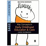 Key Concepts in Early Childhood Education and Care (SAGE Key Concepts series)by Cathy Nutbrown