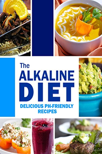 Free Kindle Book : The Alkaline Diet - Delicious pH-Friendly Recipes: All-Natural Vegan Recipes for Energy and Balance
