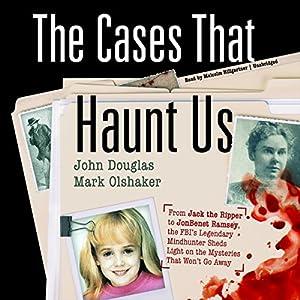 The Cases That Haunt Us Audiobook