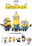 DVD Cover 'Minions