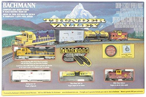 Bachmann-Trains-Thunder-Valley-Ready-to-Run-N-Scale-Train-Set