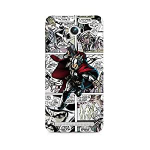 Ebby Thor Comic Premium Printed Case For Asus Zenfone Max