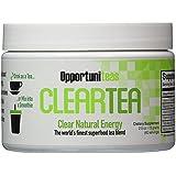 Energy Drink Powder | Natural Caffeine + Nutrition | Yerba Mate + Matcha Green Tea + Goji Berry + Cacao + Pomegranate + Acai Berry + Vitamins | Instant Energy Supplement Mix | 40 Servings