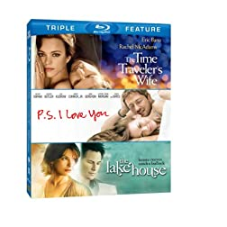 Time Traveler's Wife / P. S. I Love You / Lake [Blu-ray]
