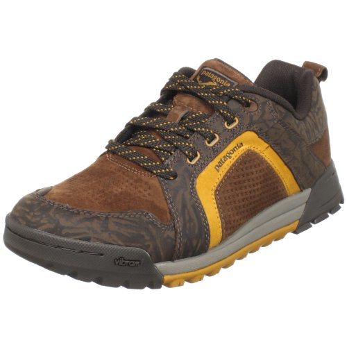 Patagonia Men's Snoutler Sable Brown/Golden Maple Lace Up T80469 7 UK