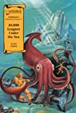 Image of 20,000 Leagues Under the Sea (Illus. Classics) HARDCOVER (Saddleback's Illustrated Classics)