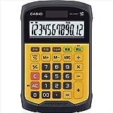 カシオ 防水・防塵電卓 WM-320MT-N 【計算機 事務用品 オフィス 防水】