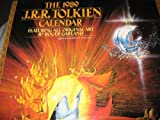 img - for 1989 J.R.R. Tolkien Lord of the Rings Calendar [Factory Sealed] book / textbook / text book