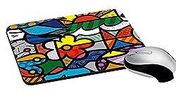 meSleep Abstract Mouse Pad