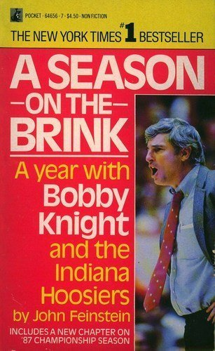 Season on the Brink: A Year with Bobby Knight and the Indiana Hoosiers