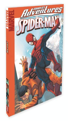 Marvel Adventures Spider-Man Vol. 1: The Sinister Six: Kity Fross, Erica David, Patrick Scherberger: 9780785117391: Amazon.com: Books