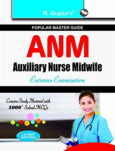 Auxiliary Nurse Midwife (ANM) Entrance Exam Guide