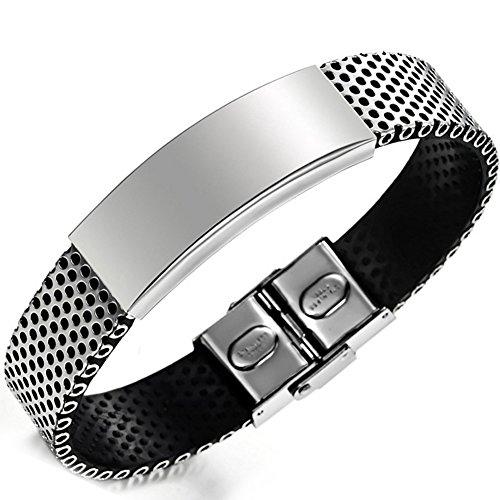 flongo-bracciale-uomo-polacco-argento-banda-decorato-in-acciaio-netted-banda-pu-pelle-mix-fashion-st