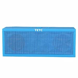 Portable Wireless Bluetooth Speaker with Built in Speakerphone & 8 hour Rechargeable Battery for iphone 4 5 5S 6 , samsung galaxy s4 note 3 ,mp5 by TETC