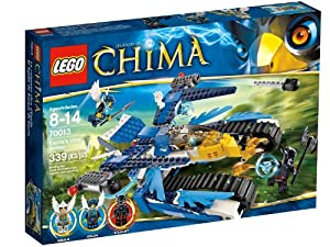 LEGO Chima 70013 Equila's Ultra Striker