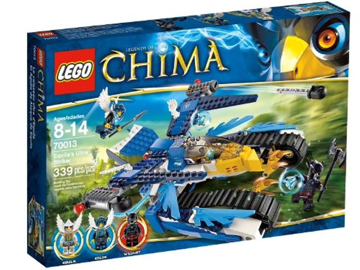 [해외] 레고 (LEGO) 찌마 에키라의 울트라스트라이커 70013-70013 (2013-03-01)